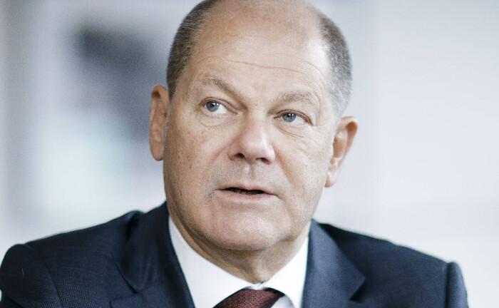 Bundesfinanzminister Olaf Scholz: Insgesamt 48 Beamte systematisch Informationen über Steuergestaltungen und Steuerbetrug sammeln und auswerten|© imago images / phototek