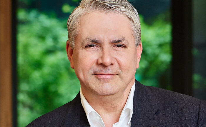 """Peter Bosek, Vorstand für das Privatkundengeschäft der Erste Bank, ist für """"George"""" zuständig."""