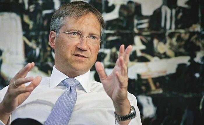 """Bert Flossbach, Gründer und Vorstand von Flossbach von Storch: """"Wenn andere das Kind mit dem Bade ausschütten, dann fangen wir es auf."""""""