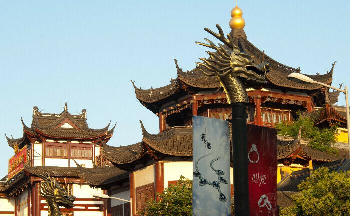 Häuser in Shanghai: Der MSCI Emerging Markets Index besteht zu 20 Prozent aus chinesischen A-Aktien.