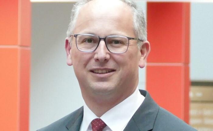 Christian Markert: Der 47-Jährige ist ein echtes Eigengewächs der Sparkassen. |© SPK Fulda