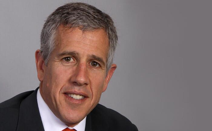 Hendrik du Toit, Gründer und Chef von Ninety One