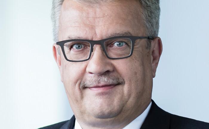 Jürgen Haller, zuständig im BW-Bank-Vorstand für Geschäftskunden inklusive Freie Berufe, geht Ende März 2020 in Ruhestand|© BW-Bank