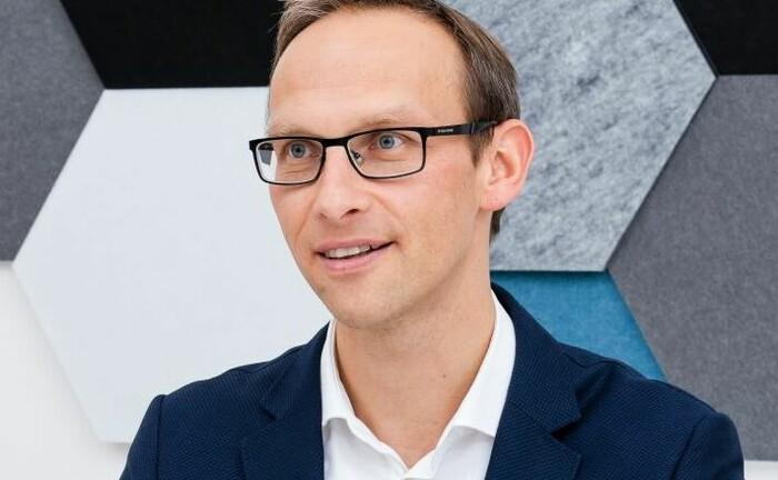 Björn Siegismund ist Investmentchef des Berliner Fintechs Kapilendo