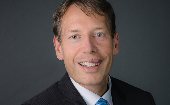 Steffen Hörter ist Spezialist für Nachhaltigkeit. Der promovierte Finanzfachmann verantwortet bei Allianz Global Investors die weltweite Integration von ESG-Faktoren in sämtliche Anlageklassen. |© AGI