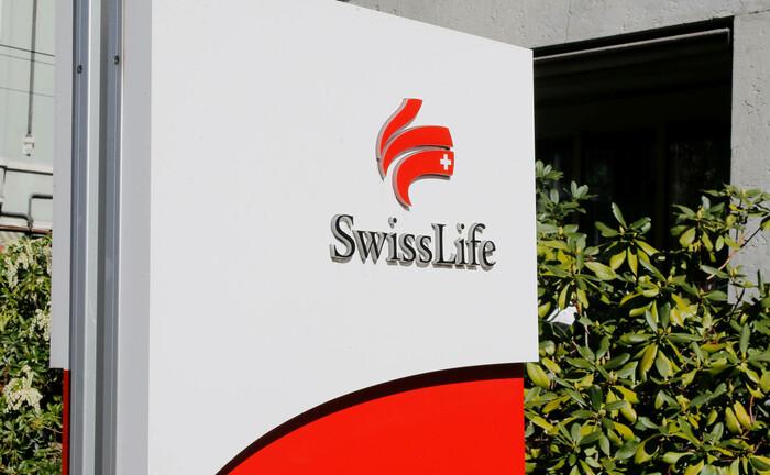 Die Swiss Life ist die größte Lebensversicherungsgruppe in der Schweiz: Am Standort Deutschland baut die Anlagegesellschaft Swiss Life Investment Management ihre Strukturen um. |© imago images / Geisser