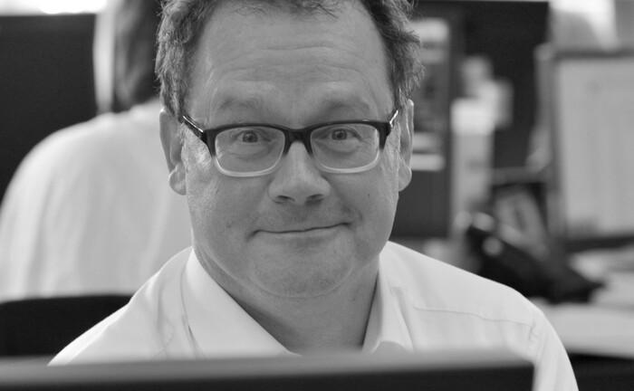 Jens Franck ist Partner und Senior-Portfoliomanager bei Nordix in Hamburg.