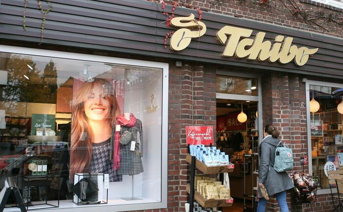 Tchibo-Filiale in Hamburg: Bei der Eignerfamilie Herz lässt der Generationenwechsel auf sich warten.