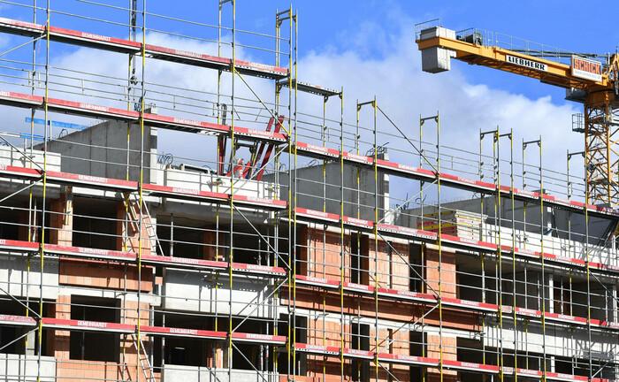 Großbaustelle in München: Die Deutsche Finance Group hat eine Gesellschaft für Immobilienprojektentwicklungen gegründet.