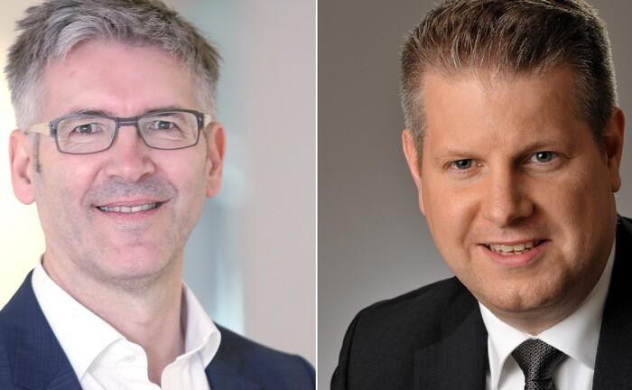 Thomas Bartling (l.) und Frank Luge rücken im April 2020 in die Geschäftsleitung des Vermögensverwalters Concept Vermögensmanagement.|© Concept Vermögensmanagement