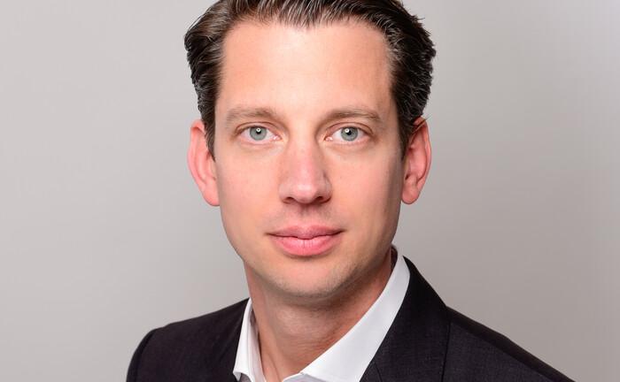 Neuzugang: Thimm Blickensdorf wechselte zum 1. März von der Weberbank zu Growney.