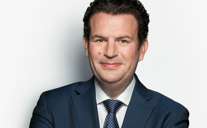 Hubertus Heil (SPD) ist Bundesminister für Arbeit und Soziales: Das Ministerium arbeitet an einem Gesetzentwurf, mit dem Betriebsrentner noch besser vor Insolvenzen geschützt werden sollen.