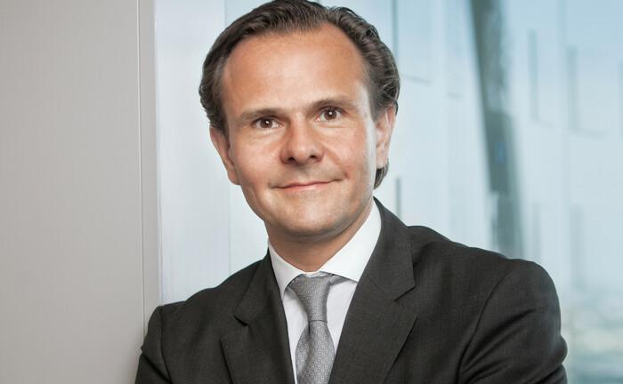 Zieht es nach zwei Jahre als Leiter des Investment Managements der Credit Suisse nach Frankfurt zur DWS: Björn Jesch.|© Union Investment