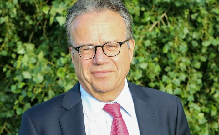 Frank-Jürgen Weise: Vorstandsvorsitzender der Gemeinnützigen Hertie-Stiftung.