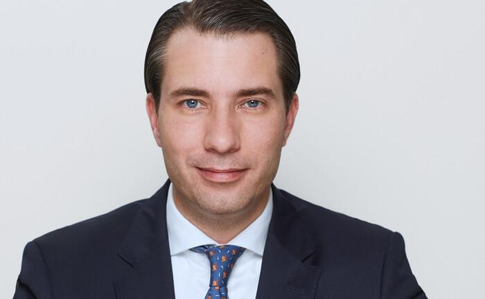 Wird Geschäftsführer der Cam Alternative Investments Solutions: Sebastian Louppen.
