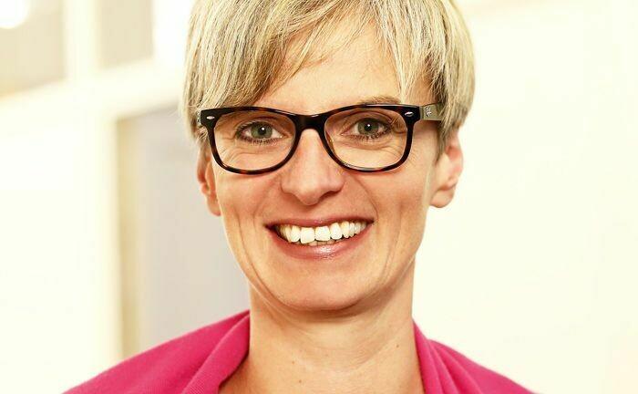 Beiratsmitglied Silke Stremlau: Im Tagesgeschäft arbeitet sie im Vorstand der Hannoverschen Kassen.