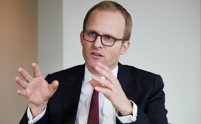 Patrick Maurenbrecher ist Geschäftsführer des Kontora Family Office.