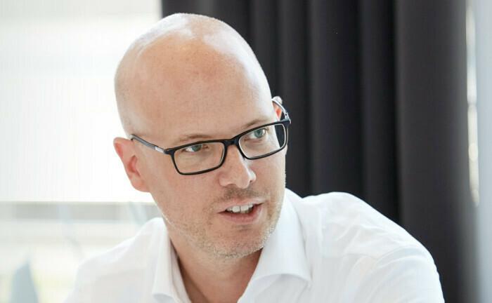 Christoph Zapp ist Gründer und geschäftsführender Gesellschafter von Pamera: Das Multi Family Office hat trotz Corona-Krise ein Bürohaus gekauft.