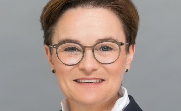 Susanne Klaußner ist Geschäftsführerin der Deutsche Investment Retail.