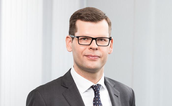 Marco Herrmann gehört seit dem 1. Juli 2019 zum Vorstand des BVV: Die Pensionseinrichtung für die Banken- und Finanzbranche hat eine Plattform für ihre Versicherten entwickelt.