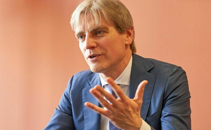 Heiko Schlag übernahm 2011 bei Julius Bär Europe als Vorstandsvorsitzender das Ruder.|© Jens Hannewald
