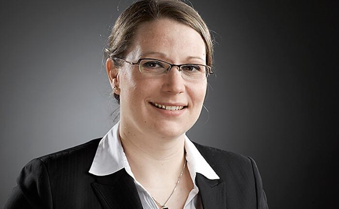 Sabine Beinhardt betreut als Projektmanagerin beim Beratungsunternehmen Consileon Kunden aus dem Wealth Management.