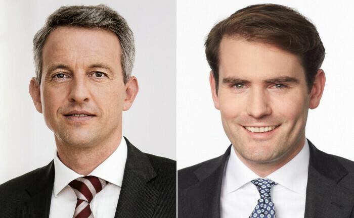 Gerald Reger (li.) und Tobias Hueck: Die Anwälte der Wirtschaftskanzlei Noerr erörtern in ihrem Gastbeitrag Facetten aus der Praxis des Transparenzregisters.