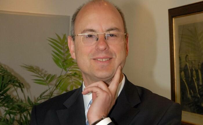 Volker van Rüth (das Bild zeigt ihn im Jahr 2008, damals noch bei Hauck & Aufhäuser): Der ehemalige Sprecher der Geschäftsführung der Bayerninvest arbeitet seit 1. Mai 2020 für Yielco Investments. |© imago images / sepp spiegl
