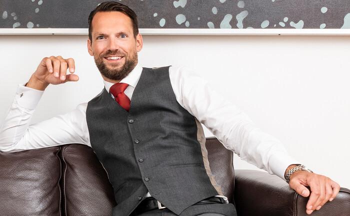 Alexander Sablatnig ist Gründer und Geschäftsführer von Afom Advisors.