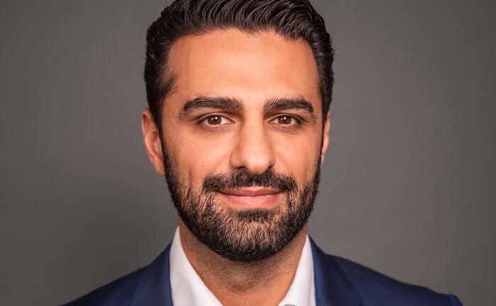 Peyvand Jafari ist geschäftsführender Gesellschafter der Creo Group.