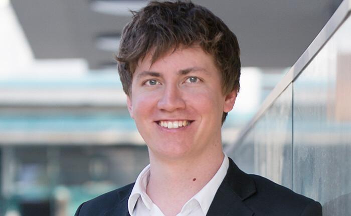 Florian Wimmer ist Co-Gründer und Chef des östereichischen Fintechs Blockpit.|© Blockpit
