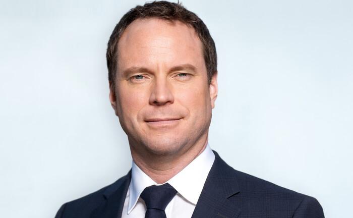 Von Anfang an dabei: Simon Klein, DWS-Vertriebsleiter Passive Investments Europa und Asien.