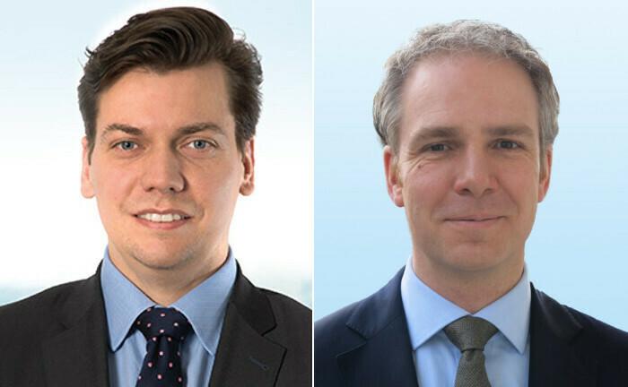 Jasper Renk (li.) und Nils von Schmidt: Die Spezialisten für Investitionen in die Anlageklasse Wald zeigen in ihrem Beitrag auf, worauf Investoren besonders achten sollten.