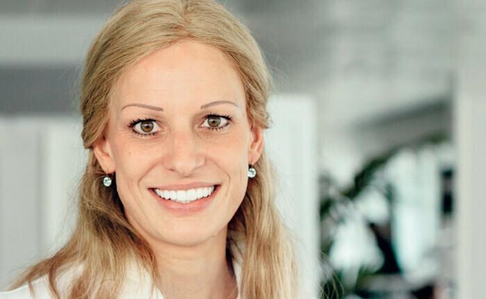 """Viktoria Delius-Trillsch ist geschäftsführende Gesellschafterin von Rehblau Events: Mit dem """"private banking kongress"""" veranstaltet Rehblau das größte Wealth-Management-Forum in Deutschland."""