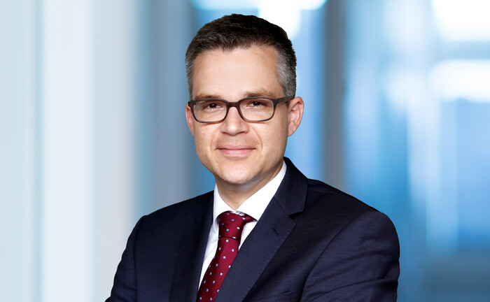 Spezialist für Masterfonds: Tobias Moroni ist Geschäftsführer der Master-KVG Institutional Investment Partners (2IP). |© 2IP
