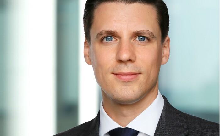 Steigt zum Geschäftsführer bei der Aamundo Fund Management auf: Christopher Yvo Oertel