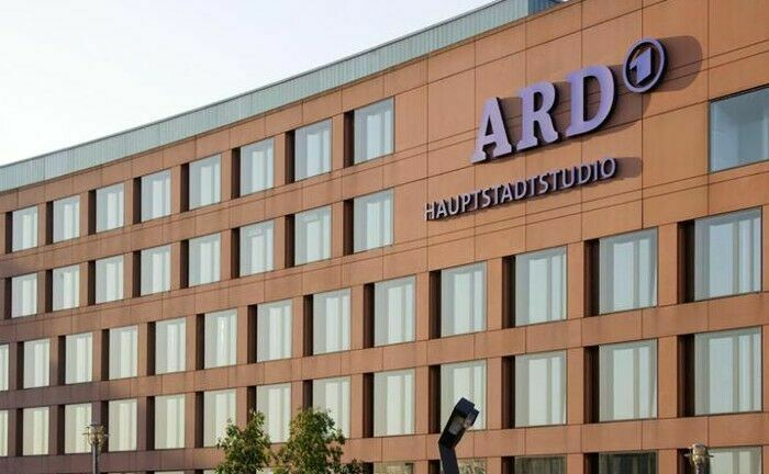 ARD-Hauptstadtstudio: Die Pensionskasse der Mitarbeiter des öffentlich-rechtlichen Rundfunks sucht einen Kapitalanlagen-Controller.|© Wolfgang Scholvien