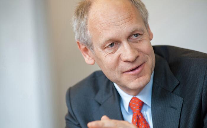 Hendrik Leber ist Gründer und Chef der Frankfurter Fondsgesellschaft Acatis|© Andreas Reeg