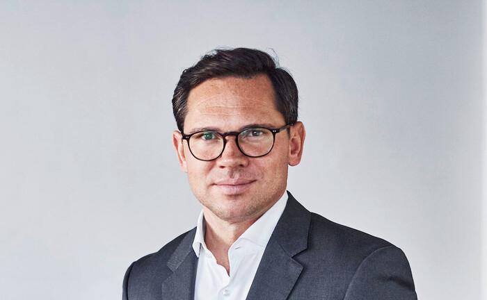Startet eine neue Kooperation mit Burda: Solidvest-Leiter Sebastian Hasenack.