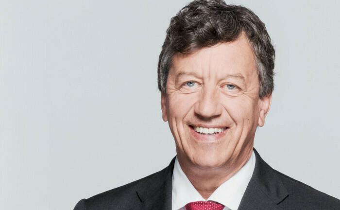 Jurist und Immobilienfachmann: Hans-Joachim Barkmann arbeitet seit 15 Jahren für die Meag.
