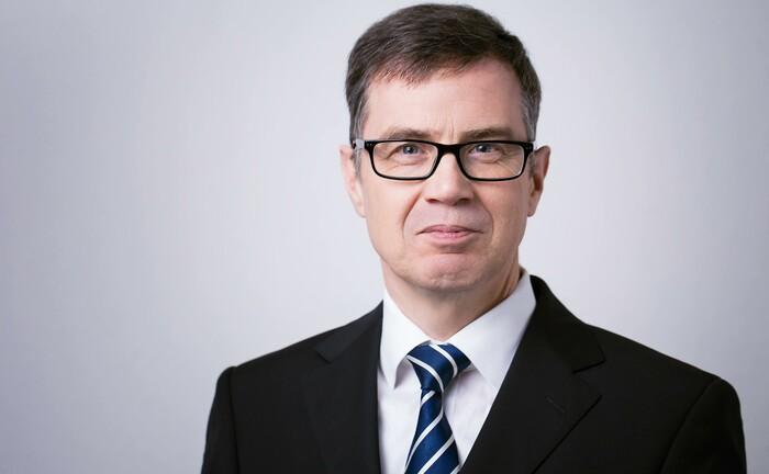 Volker Britt, Geschäftsführer der Honorarkonzept aus Göttingen