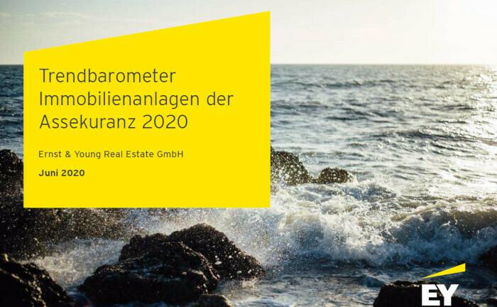 Ende Juni 2020 erschienen: Trendbarometer Immobilienanlagen der Assekuranz.