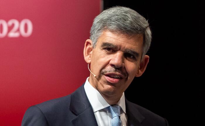 Mohamed A. El-Erian: Ab Oktober dieses Jahres steht der 61-Jährige als Präsident dem Queens' College der Cambridge University vor, an der er selbst studiert hat.
