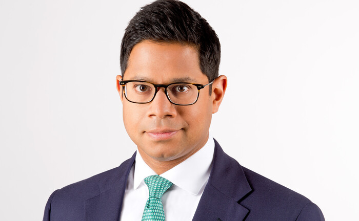 Ist Spezialist für die Unternehmensfinanzierung: Abhik Das.