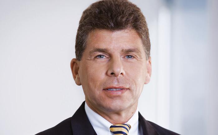 Matthias Danne: Der langjährige Vorstand der Dekabank ist jetzt in die Position des stellvertretenden Vorsitzenden gerückt.|© Dekabank