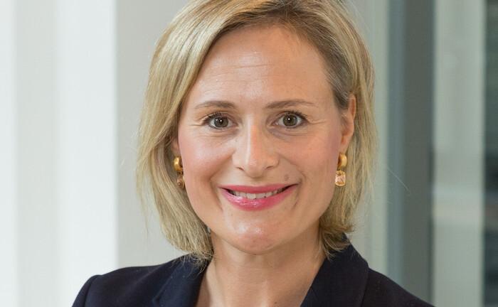 Sandra Duttke ist Regionalleiterin Mitte Private Banking bei M.M. Warburg & CO.