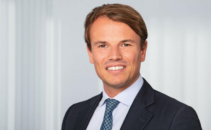 Wurde zum Geschäftsführer von Metzler Asset Management bestellt: Franz von Metzler. |© B. Metzler seel. Sohn & Co KGaA