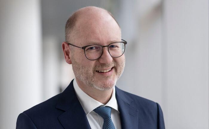 Andreas Billmaier ist einer von insgesamt drei Geschäftsführern von Nürnberger Asset Management: Das Unternehmen betreut die Kapitalanlagen der Nürnberger Versicherung.