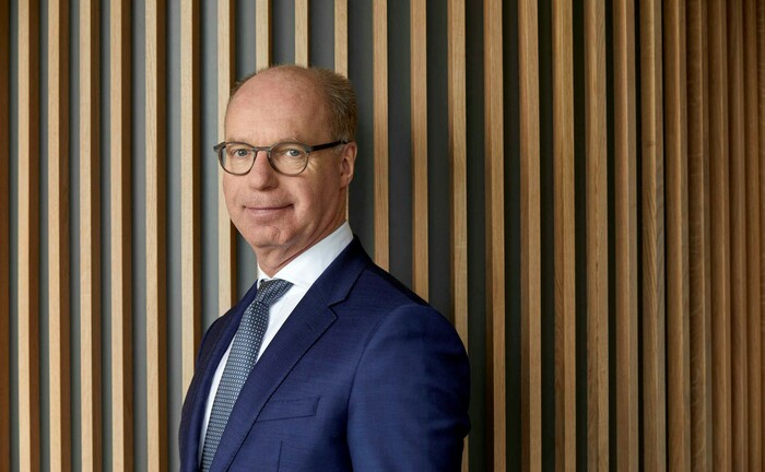 Will mit Lloyd Fonds bis 2024 sieben Milliarden Euro verwalten: Vorstandsvorsitzender Achim Plate.