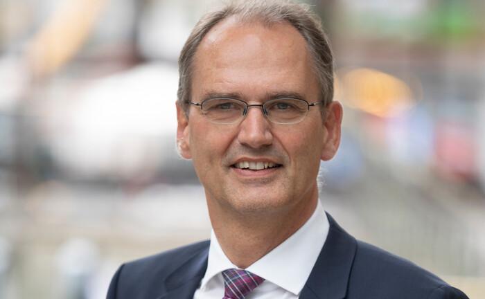Friedemann Lucius ist Vorstandssprecher der Beratungsfirma Heubeck.
